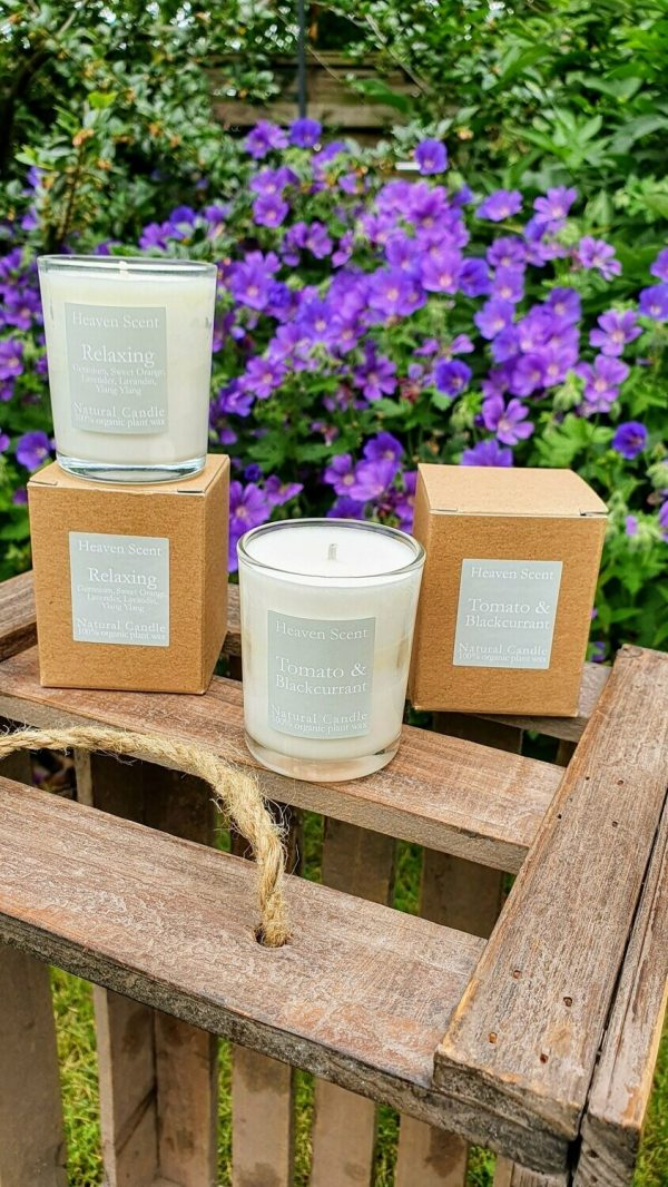 Scented Candle JR Interiors