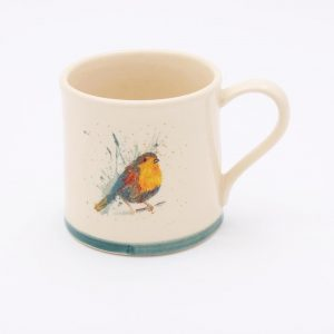 Highland Bird Mug