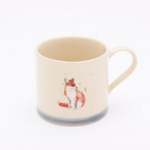 Highland Fox Mug