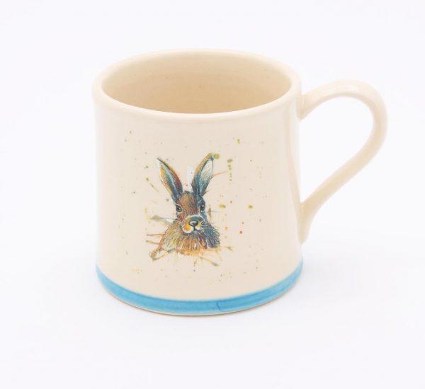Highland Hare Mug