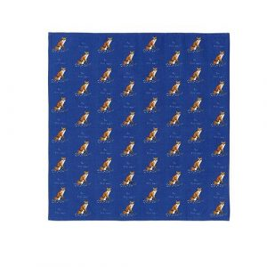 handkerchief For Fox Sake JR Interiors