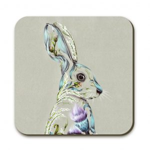rustic hare coaster J R Interiors Headlam